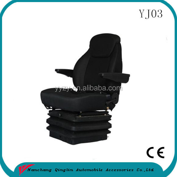 Scania universal truck captain seats with air suspension