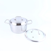 China manufacturer stainless steel curry pot kitchenware cast iron korean pot unique cookware