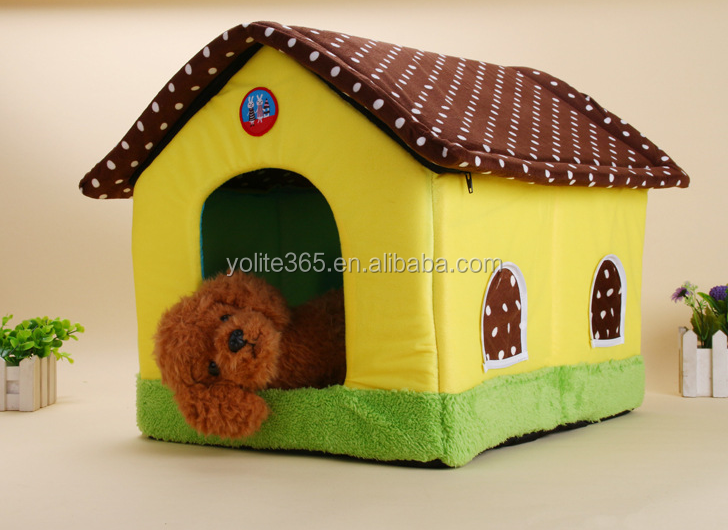 China Supplier Best Quality Super Soft Lovely Outdoor Dog Kennel wholesale