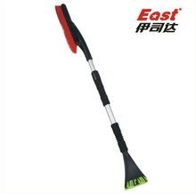 Car Snow Cleaning Telescopic Aluminum Handle Brush