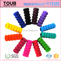 hot selling rubber pen pencil grips kids children