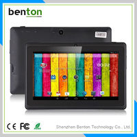 High Definition 7 inch Dual core android system HD touch screen tablet pc with multi-function made in Shenzhen tablet factory