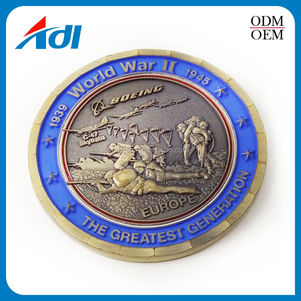 custom cheap american usa gold metal coins for sale