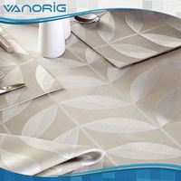 New Product Promotion Home Use Multi-color laminated pvc table cloth