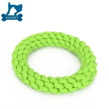 Wholesale Durable Interactive Rope Chew Dog Toys with Cotton Ball Manufacturer