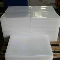 0.2mm 100% virgin material extruded plastic clear PP film sheet for medicine packing