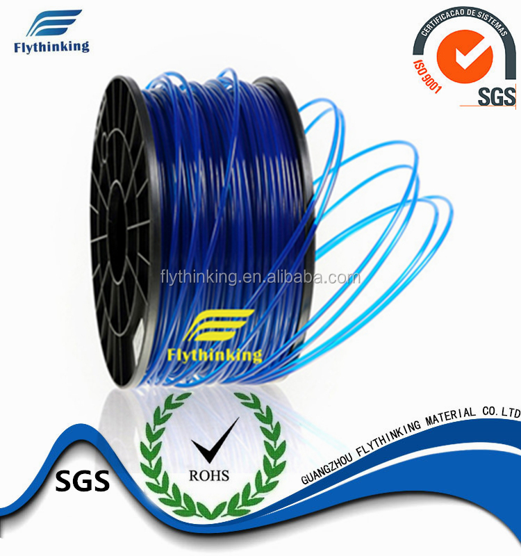 China Canton Fair Flexible Hard Rubber Rods For 3D Printing Filament