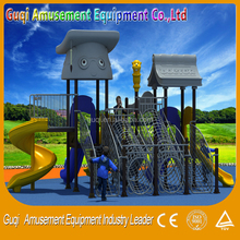 Kids outdoor exercise equipment fashionable spider web playground equipment