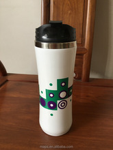 double wall stainless steel tumbler travel mug