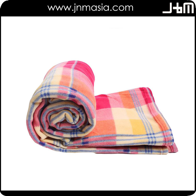 Factory sale various polar cheap fleece blankets in bulk