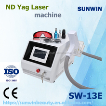 nd yag laser machine prices/tattoo removal laser beauty equipment