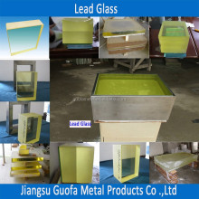 3MM 4MM X-Ray Shielding Lead Lined Glass