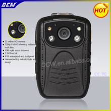 manufacturer factory price security guard IR body worn camera