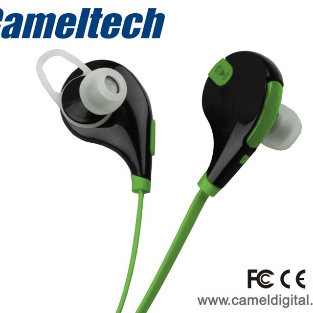 2017 Shenzhen Reliable Quality Bluetooth Stereo Headsets, Wireless Sport Bluetooth Earphone