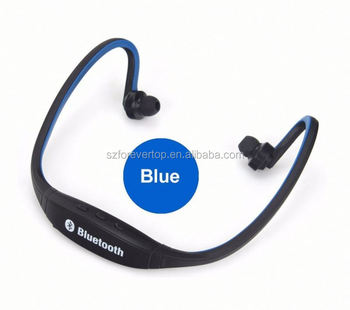 2016 Best selling cheap moneynew stereo bluetooth earphone for sport