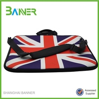 China Manufacturer promotional zipper printing neoprene laptop sleeve