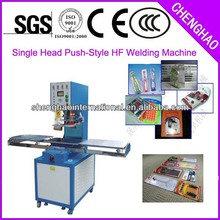 Single Head Push Style High Frequency Packing/Package Machine/Bag Making Machine Parts
