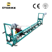 Metal Plate Frame Concrete Vibratory Leveling Machine Price