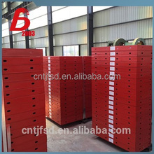 Recyclable Adjustable concrete slab roof formwork scaffolding system
