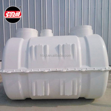 Moulded Big FRP Sewage Septic Tank New Design Waste Water Treatment