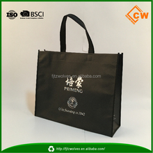Newest Recyclable non woven shopping bag, shoulder tote nonwoven BAG