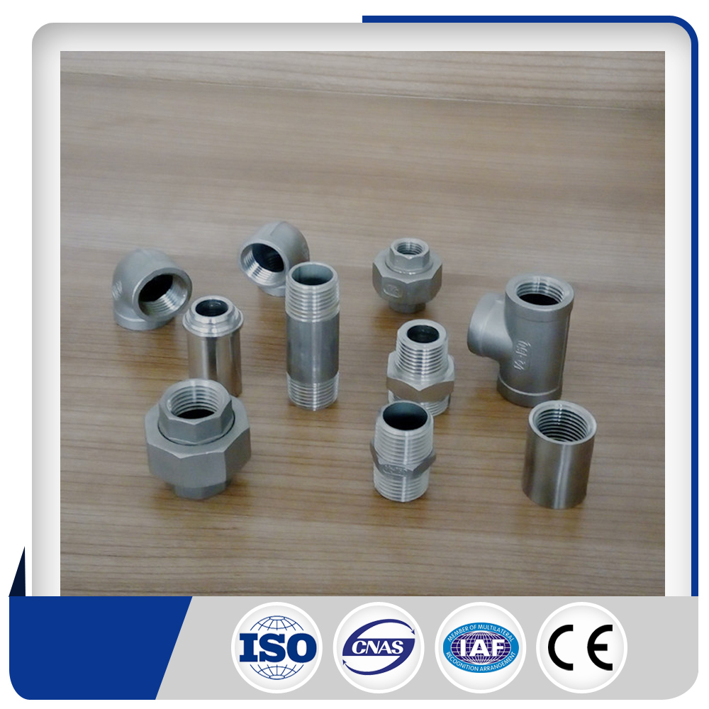 supply galvanised ASME SS 90D LR SCH 40 ELBOWS STEEL PIPE/TUBE FITTING/SS pipe fittings