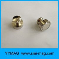 Strong Stainless steel coated push pin magnets map pin for sale
