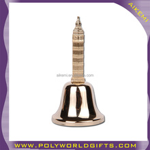 hot selling top quality simple install home accessories bell,gifts bell,souvenir picture bell