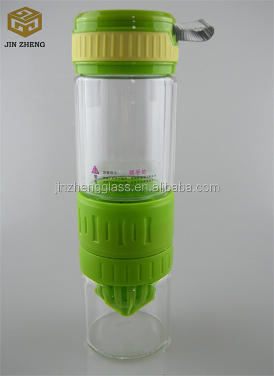 Squeezed Juices Glass Cup/Mug, Lemonade Drink Glass Bottles