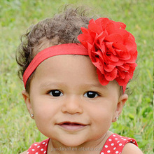 Wholesale Hairbands Mixed Flowers Baby Headband