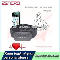 Men Women Sports Heart Rate Monitor Stylish Outdoor Smartphone Bluetooth 4.0 Heart Rate Chest Strap Band Belt Original