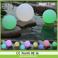 Flashing light ball toy factory supply flashing led toys color changing led floating globepromotional items china glowing ball