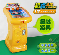 kids coin operated pinball games machine indoor sports