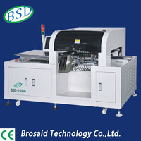 6 heads pick and place machine BSD-1506G for led lights