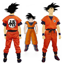 Factory hot sale dragon ball costumes for adults