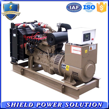 2015 Factory Discount Electric Start Natural Gas Backup Generator Set