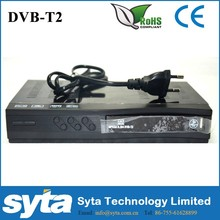 Digital Full HD DVB-T Terrestrial Receiver H.264 MPEG4 Scart TV Set TOP BOX
