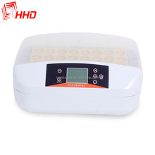 Chicken egg incubator hatching machine for sale / incubator for baby birds 32 eggs EW-32S