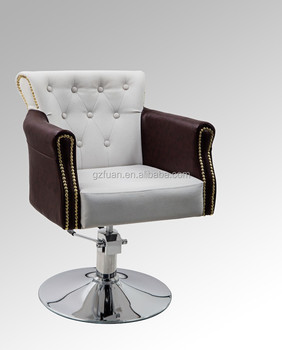 Modern used white hair salon chairs styling chair for sale buy modern chairs furniture salon - Used salon furniture for sale ...
