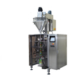 Vertical full automatic jaggery powder packing machine