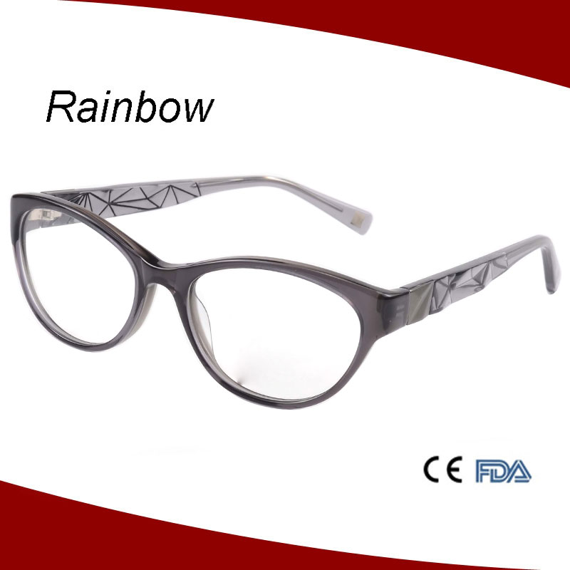 Latest Glasses Frame Designs : 2016 Latest Glasses Frames Optical Frames Good Plastic ...