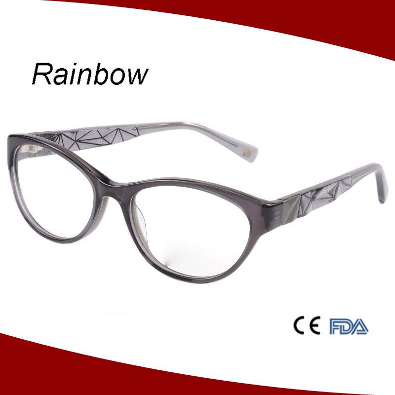 Latest Eyeglass Frame Designs : 2016 Latest Glasses Frames Optical Frames Good Plastic ...