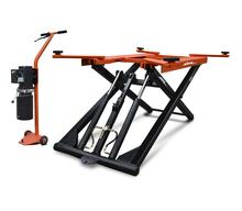 Hot sale small and movable scissor car lifts With CE Certificate