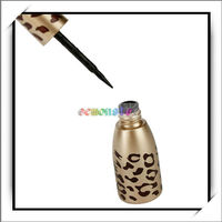 Hot Sale And Fashion Eye Makeup Leopard Shell Waterproof Liquid Eyeliner And Pen Black