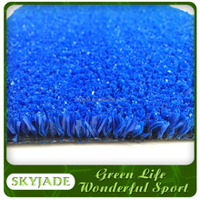Blue Tennis Court Used Artificial Grass Turf Flooring 10mm Prices