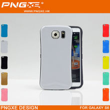 PNGXE high quality tpu iface case white phone housing for samsung galaxy s6 edge