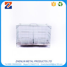 China alibaba iron wire folding bird cage