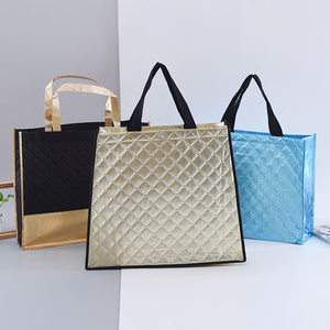 pp bag hs code embossed handbags heavy duty nonwoven fabric shopping bag