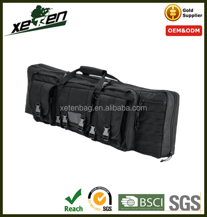 "Tactical 42"" Padded gun bag Weapon soft Rifle Gun Case"