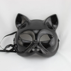 halloween party face mask cat mask cute face mask